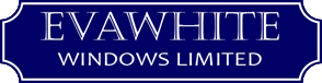 evawhite windows, windows, doors composite doors, double glazing